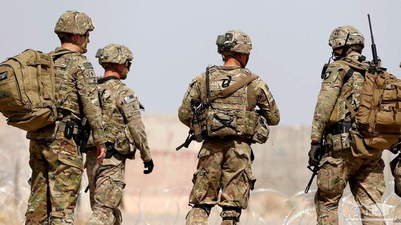 تعدادی از سربازان آمریکایی از عراق به سوریه منتقل شدند