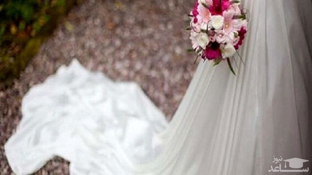 قدبلندترین عروس دنیا