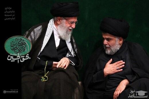 مقتدی صدر چرا به ایران آمد؟