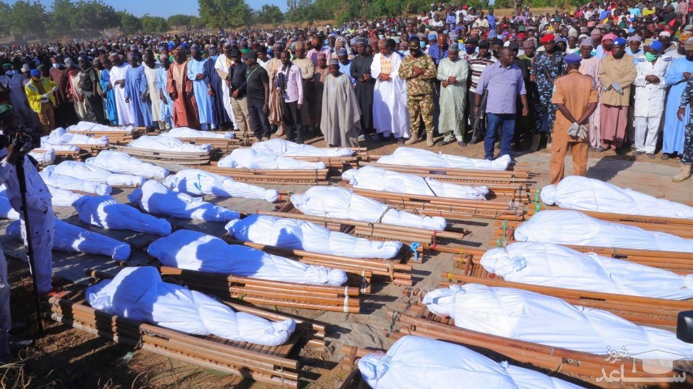 پاپ کشتار کشاورزان به دست بوکوحرام در نیجریه را محکوم کرد