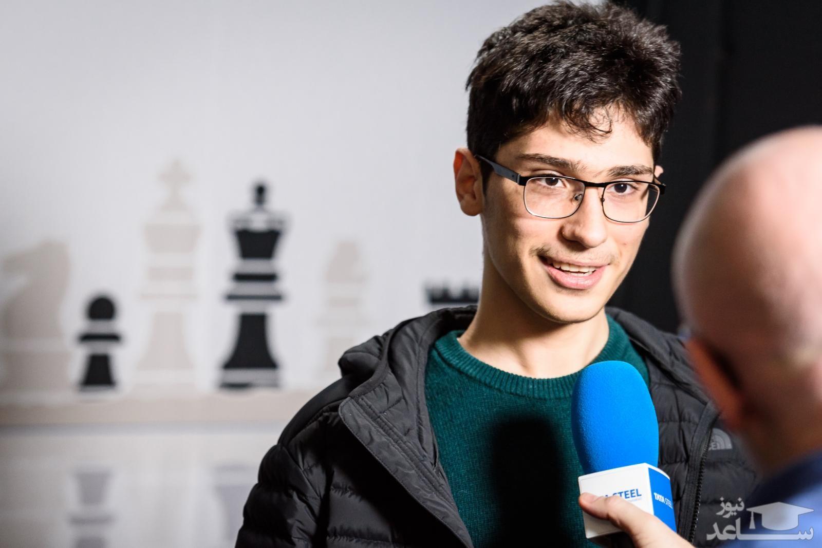 علیرضا فیروزجا نابغه نوجوان شطرنج که میلیاردر شد