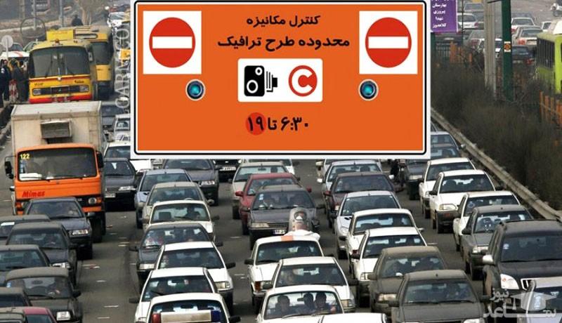 وزیر بهداشت: طرح ترافیک در تهران و کلان شهر ها تا اطلاع ثانوی اجراء نمی شود