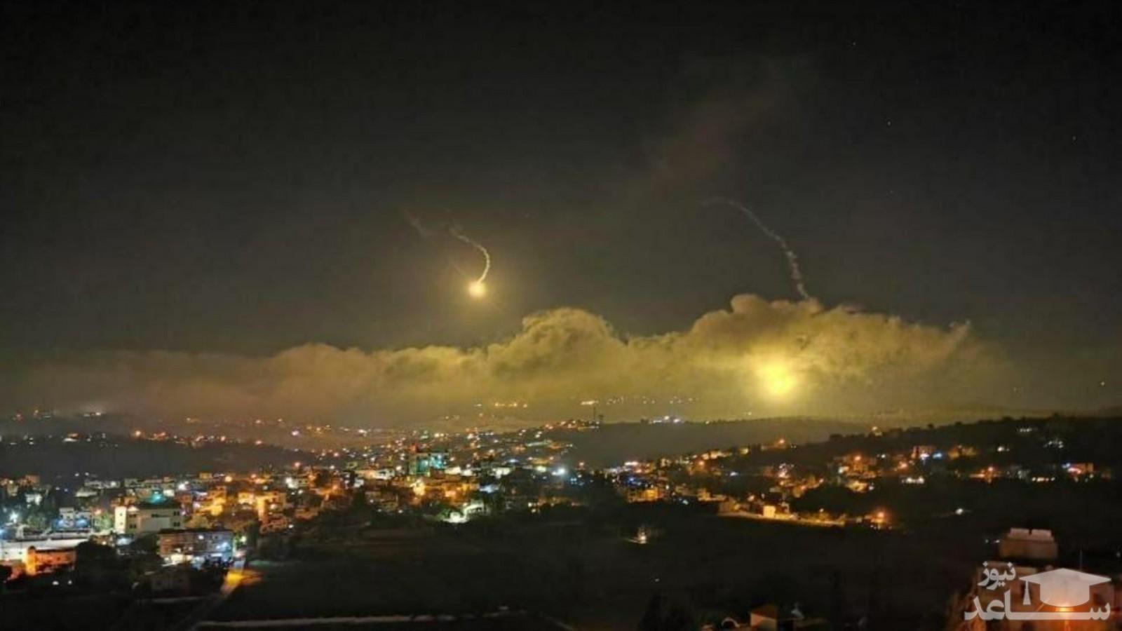 جزئیات مهم از حمله اسرائیل به جنوب لبنان