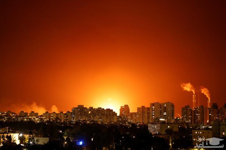 حملات موشکی به اسرائیل