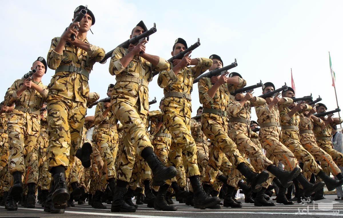 حقوق سربازان ۲۰درصد اضافه شد