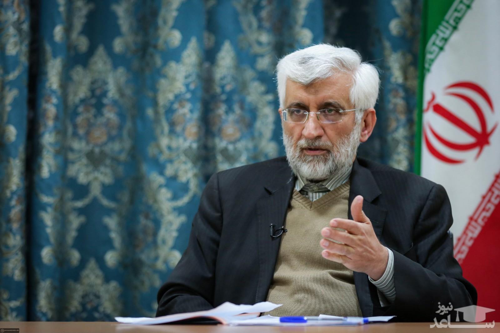 انتقاد شدید سعید جلیلی از دولت روحانی و مذاکرات وین