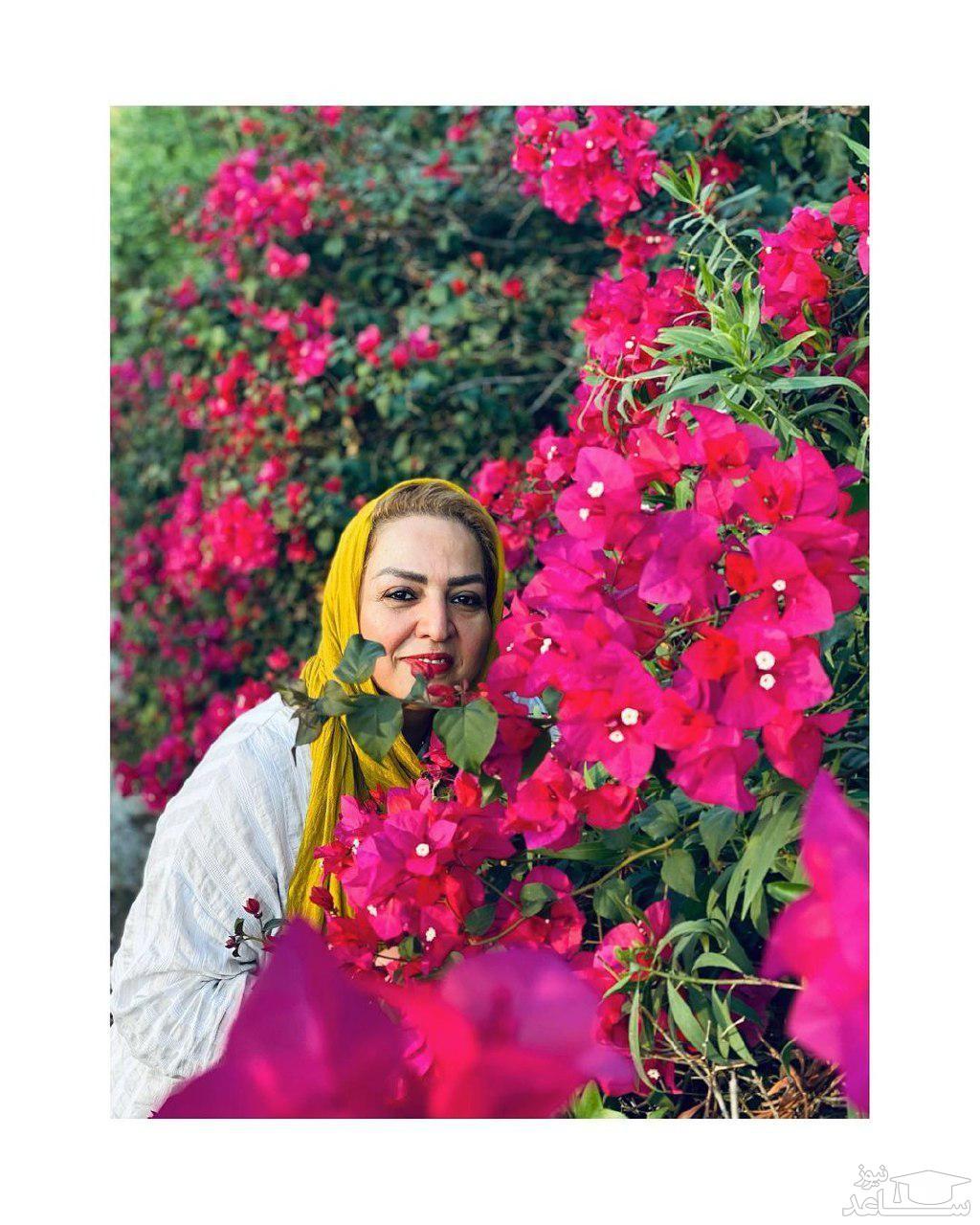 مادر نرگس محمدی