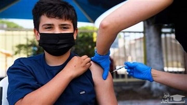 واکسیناسیون دانش آموزان علیه کرونا منوط به نامنویسی در سامانه سلامت