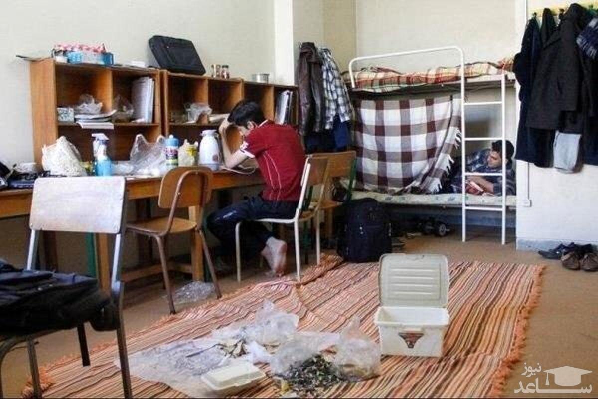 سیاست های ارائه خوابگاه در نیمسال دوم سال تحصیلی اعلام شد