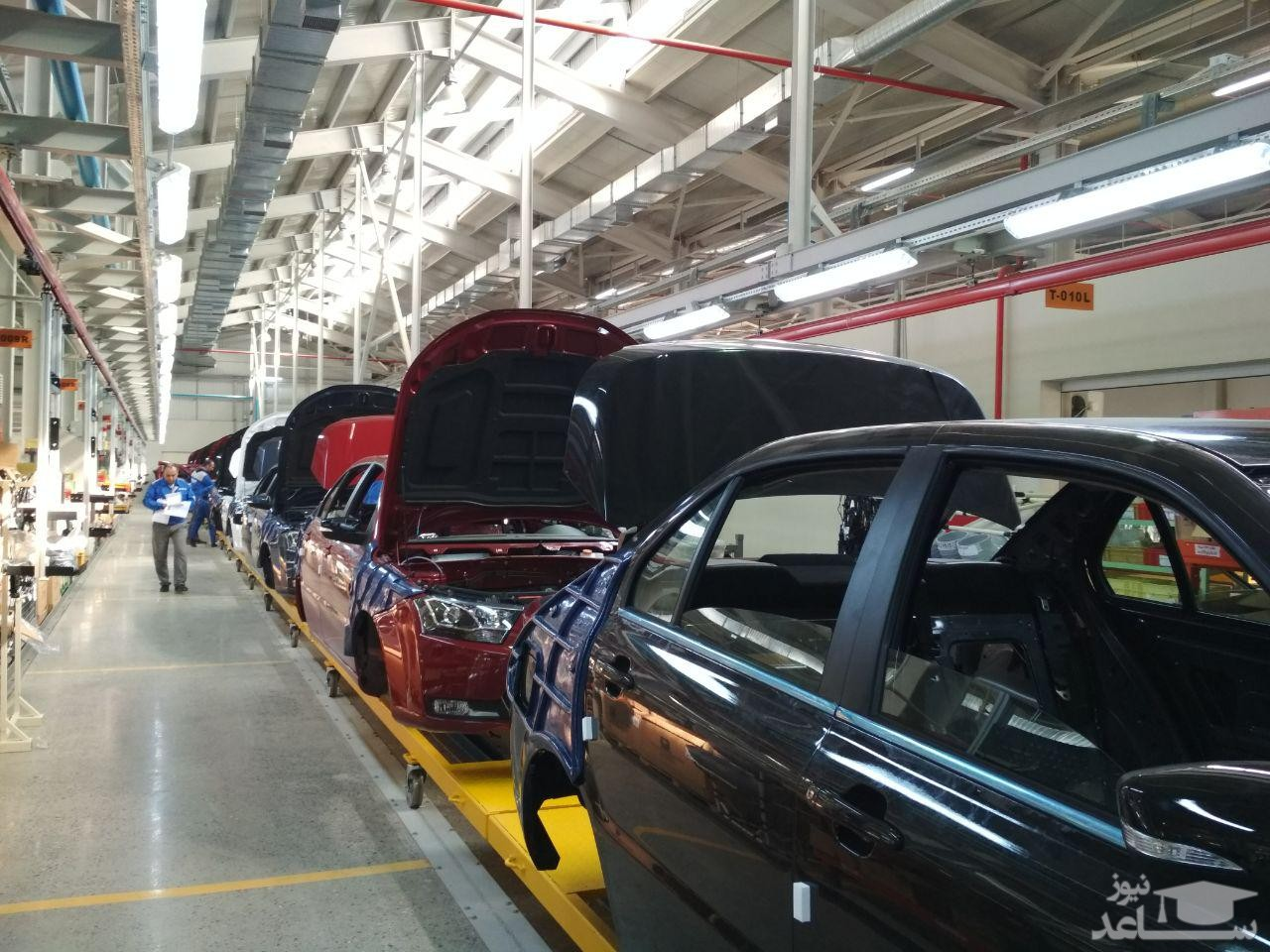 طرح پیش فروش محصولات ایران خودرو به مناسبت عید سعید غدیر خم