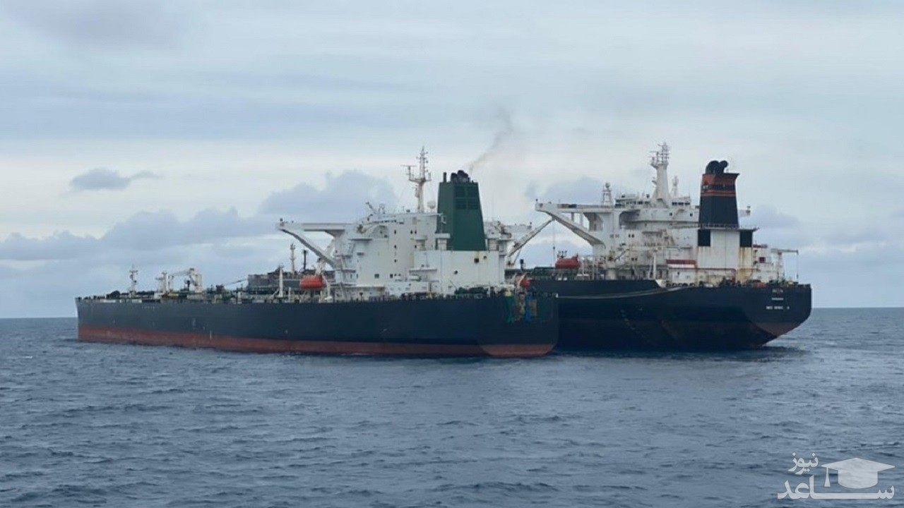 توقیف نفتکش ایرانی از سوی گارد ساحلی اندونزی
