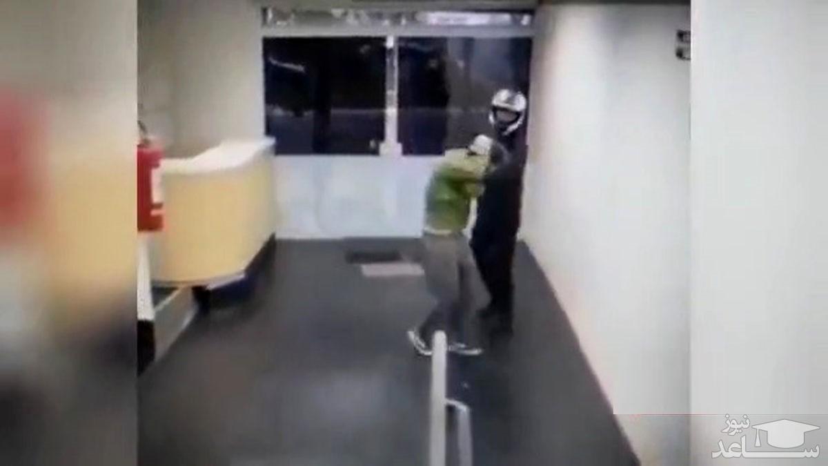 (فیلم) بدشانسترین دزد دنیا