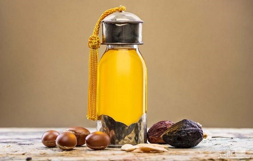 6 خاصیت روغن آرگان برای مو