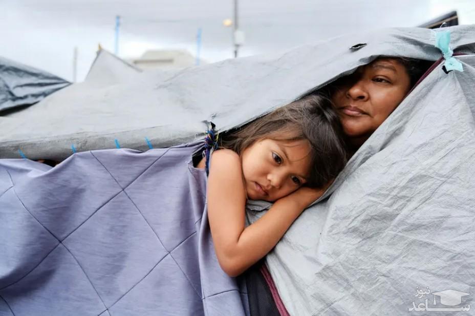 پناهجویان هندوراسی