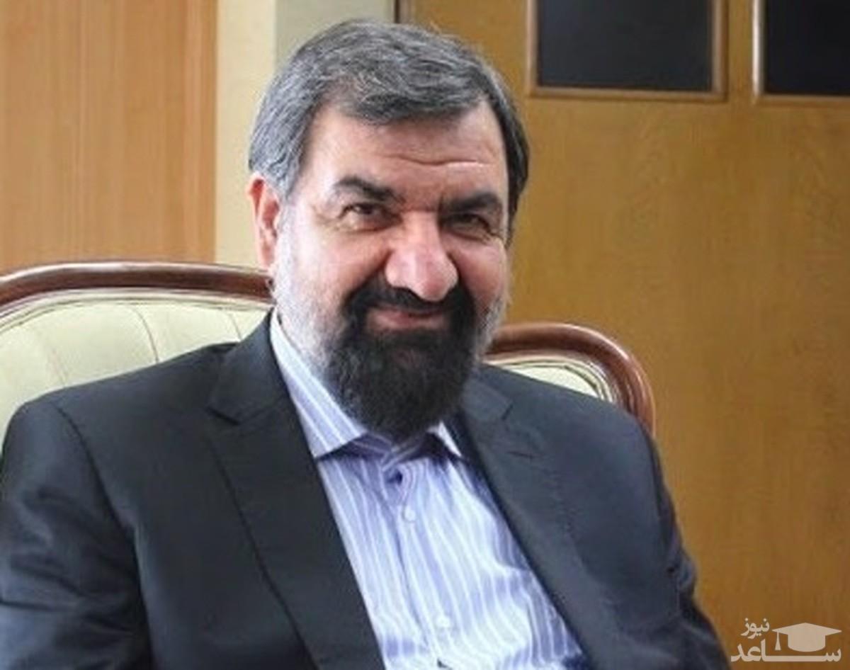 واکنش محسن رضایی به اعتراضات خوزستانی ها