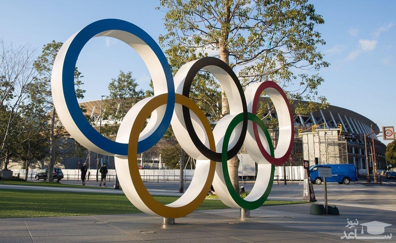 یک ورزشکار از دهکده المپیک اخراج شد