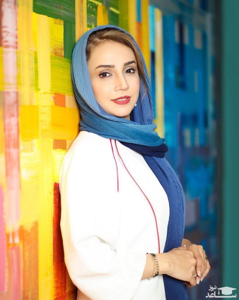 عکاسی متفاوتی از شبنم قلی خانی