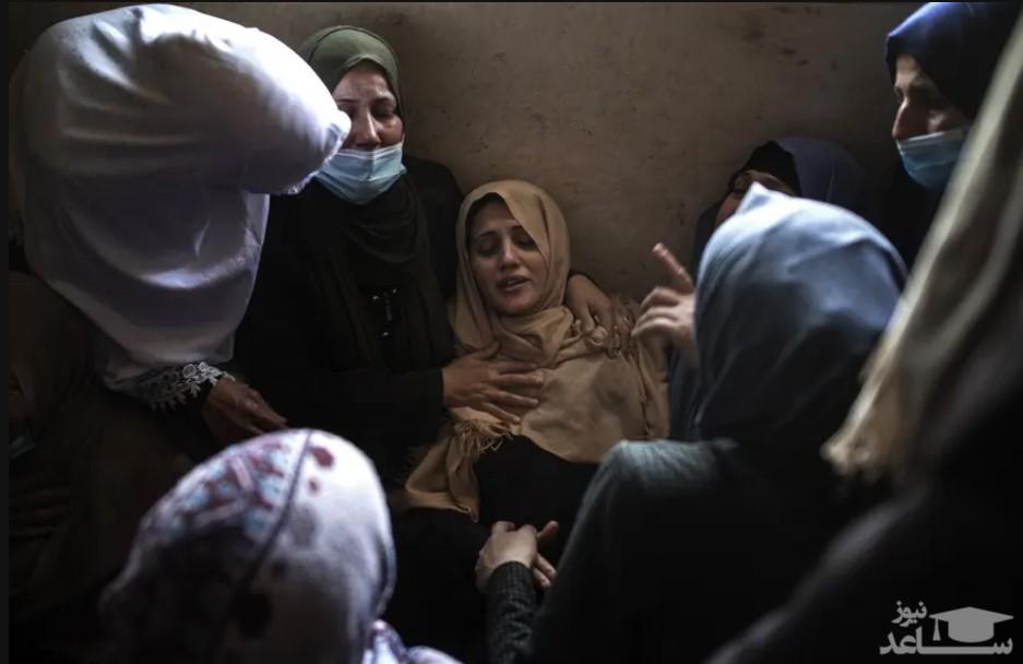 خانواده شهدای فلسطین