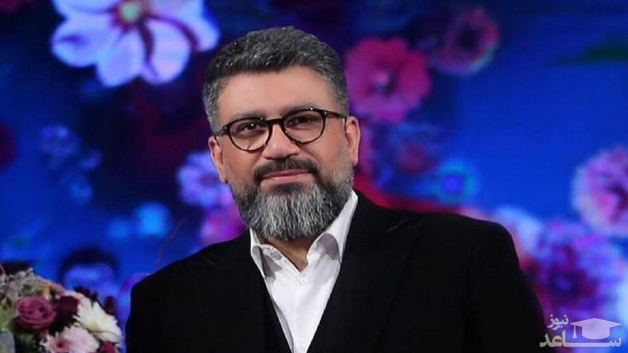 کنایه رضا رشیدپور دربرنامه زنده جنجال بپا کرد