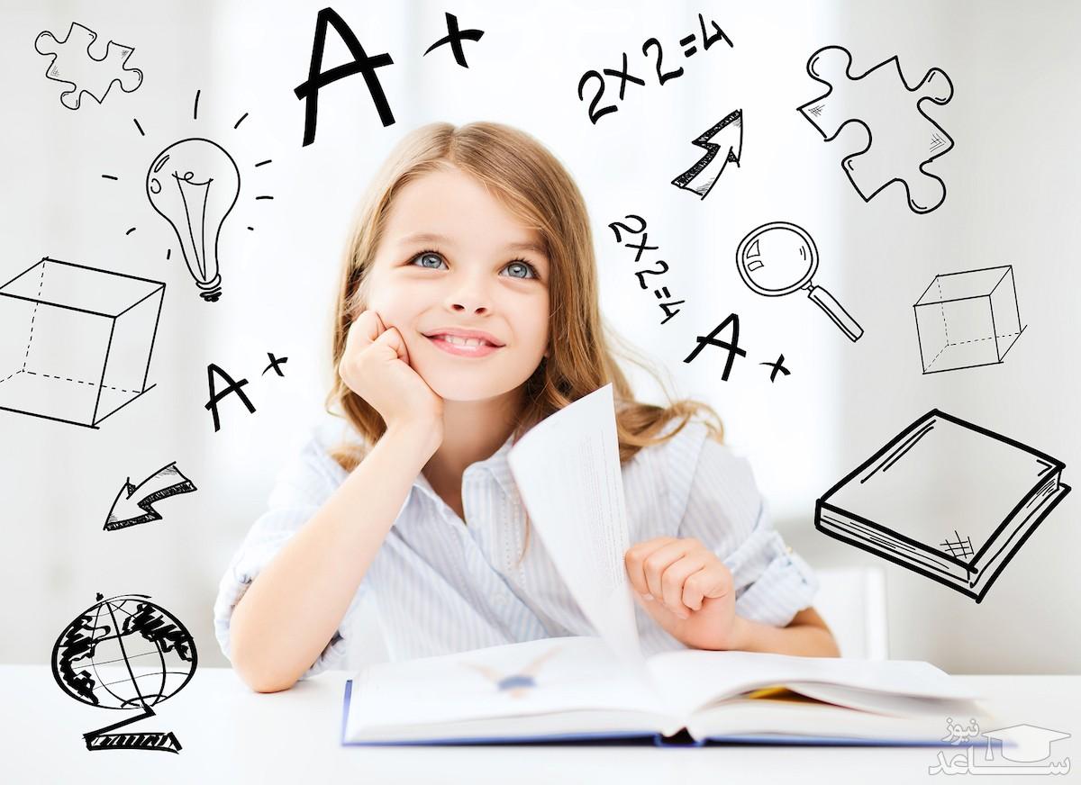 نمونه سوال ریاضی دوم ابتدایی | آموزش ریاضی