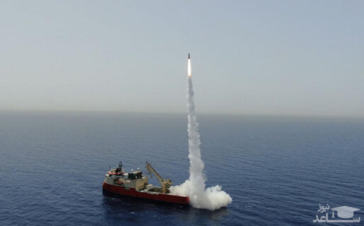 اسرائیل، موشک بالستیک آزمایش کرد