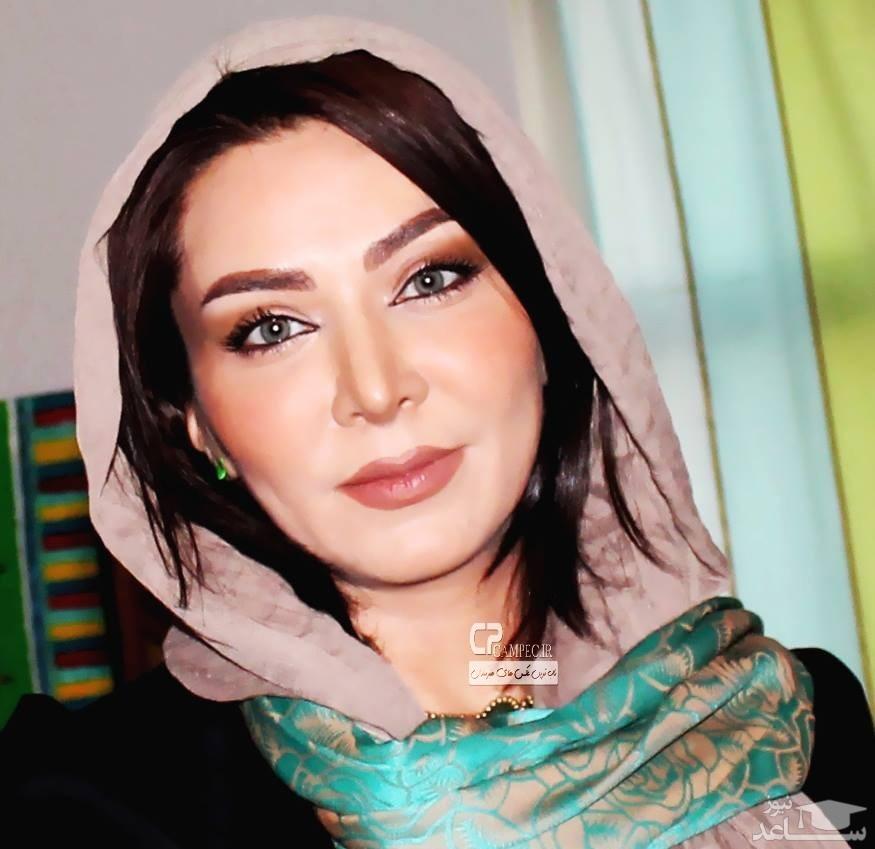 (فیلم) حرکات موزون فقیه سلطانی خانم بازیگر ایرانی