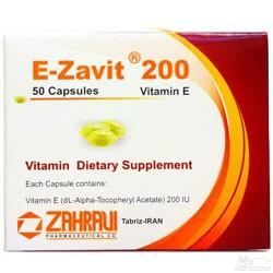موارد منع مصرف و تداخل دارویی قرص ای – زاویت 200