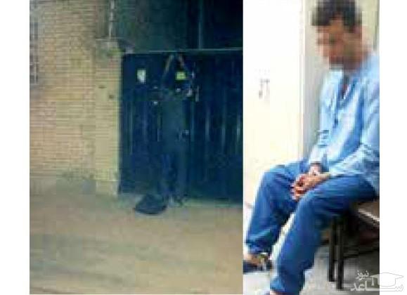 قتل مسعود در باشگاه بدن سازی / او دقایقی بعد به خواستگاری سمیه می رفت