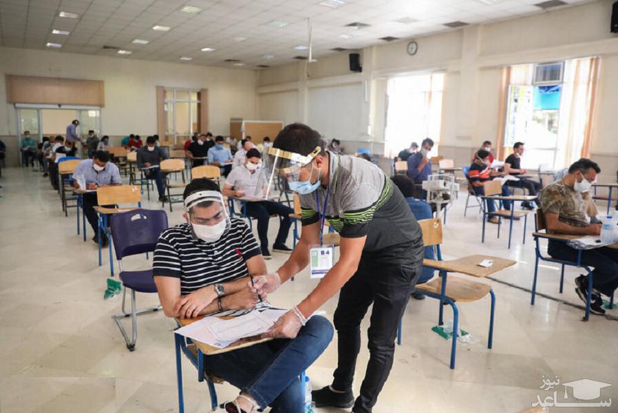 ۶۷ هزار نفر در کنکور کارشناسی ارشد پزشکی ۱۴۰۰ رقابت می کنند