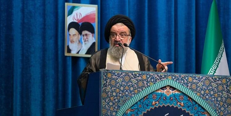 تحلیل امام جمعه تهران از ناآرامیهای بنزینی