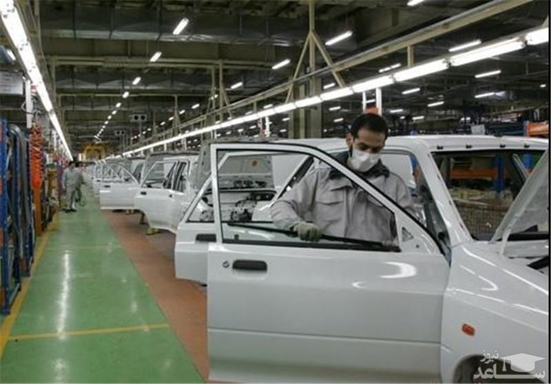 خبری نگران کننده برای خریداران محصولات سایپا و ایران خودرو
