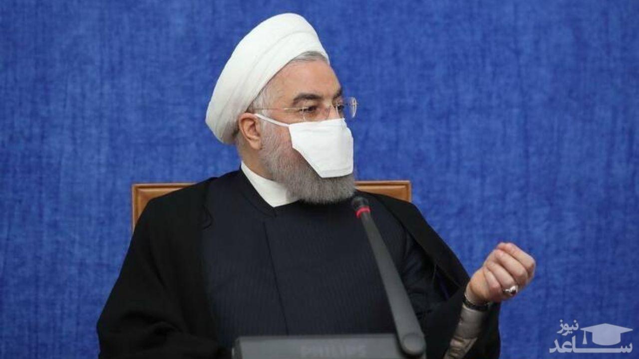 خبر خوش رئیس جمهور به مردم تهران
