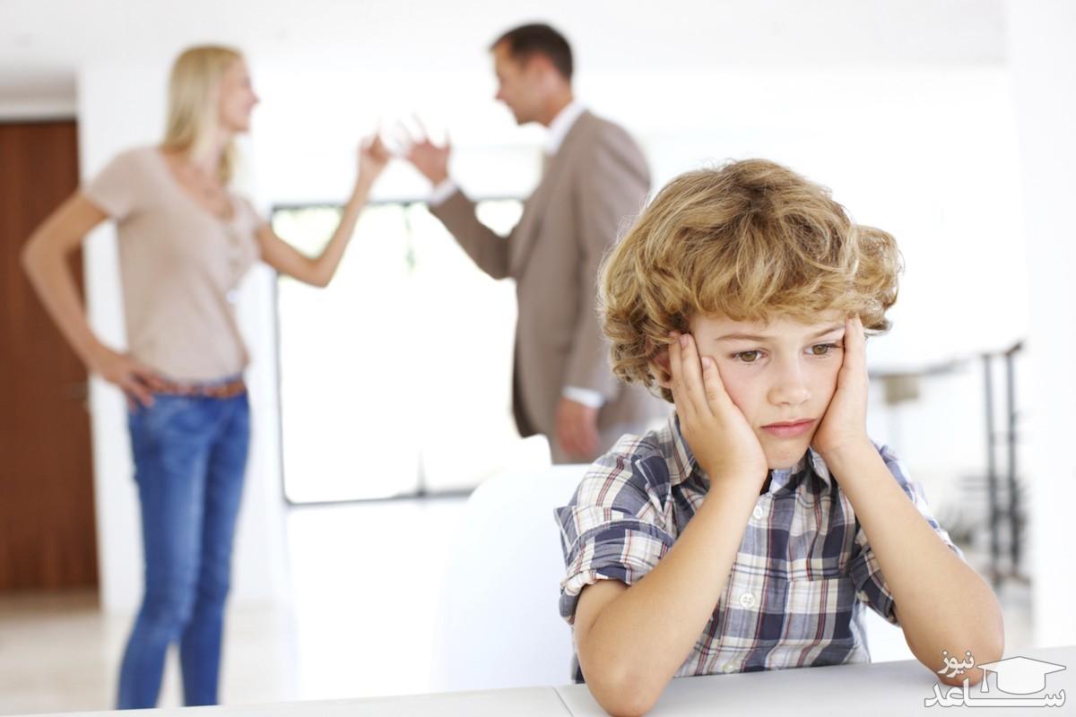 دلیل جدایی زن و شوهرها بعد تولد فرزند