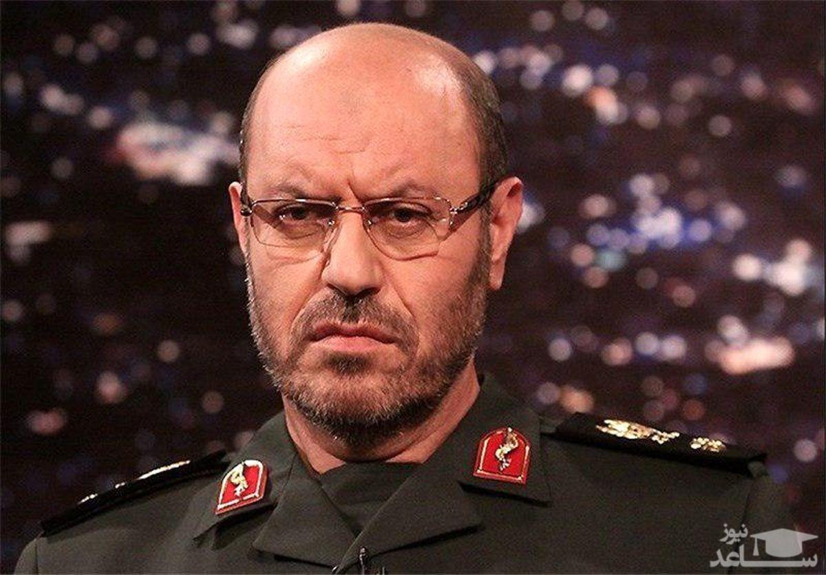(فیلم) سردار حسین دهقان رسما اعلام کاندیداتوری کرد