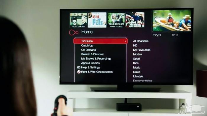 نحوه اضافه کردن برنامه به تلویزیون های هوشمند سامسونگ