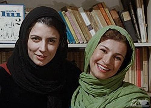 لیلا حاتمی و لیلی رشیدی وقتی در بچگی همبازی بودند