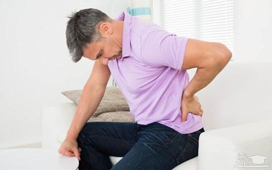 علت کمر درد در زنان و مردان بعد از رابطه جنسی