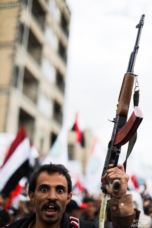 حامیان جنبش انصارالله یمن