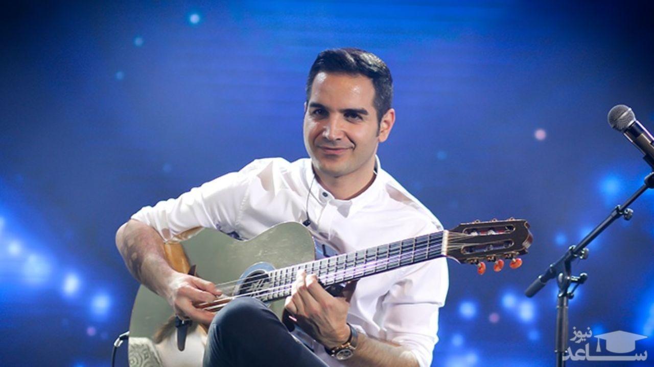 محسن یگانه خواننده مشهور به ایران بازگشت