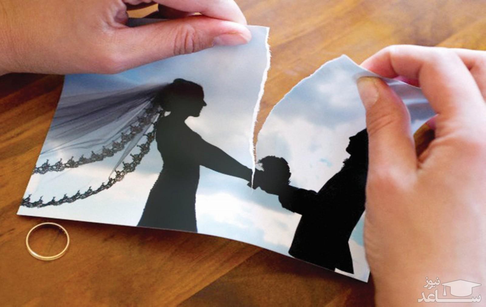 ۶ نشانه که میگویند فاصله بین شما و شریک زندگیتان روزبهروز بیشتر میشود
