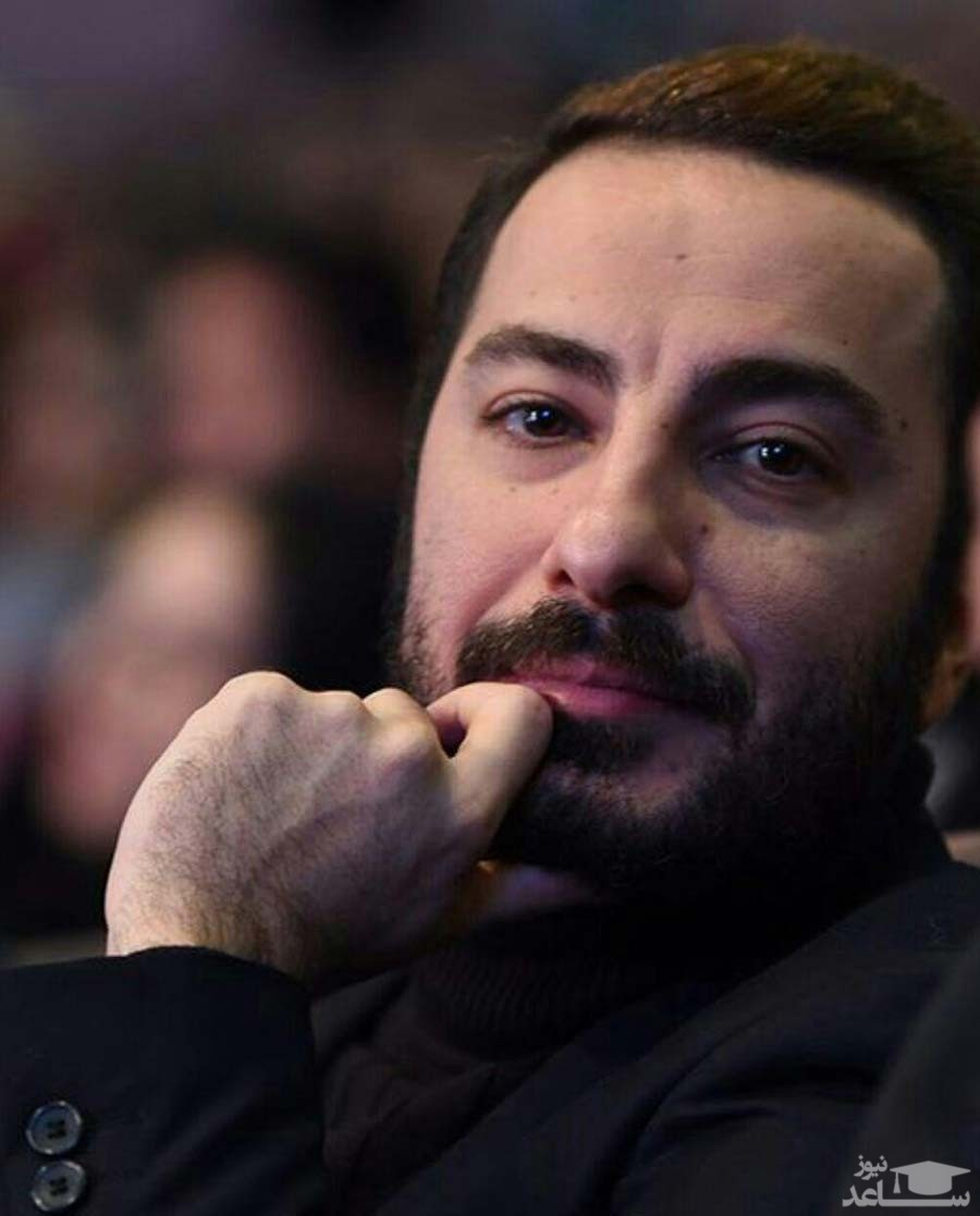 تبریک تولد امیر جدیدی به سبک متفاوت نوید محمدزاده