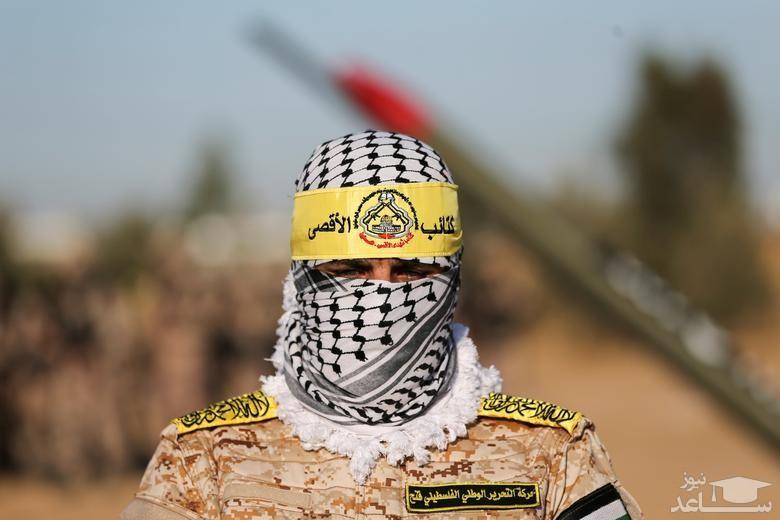 شبه نظامیان جنبش فتح فلسطین