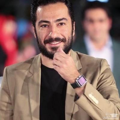 لباس نوید محمدزاده دوباره سوژه شد