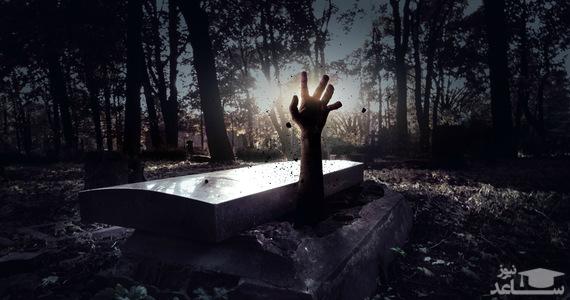مشاهدات شوکهکننده از حرکت اجساد/ دوربینهای نصبشده درون قبرها چه چیزی ضبط کرده بودند؟