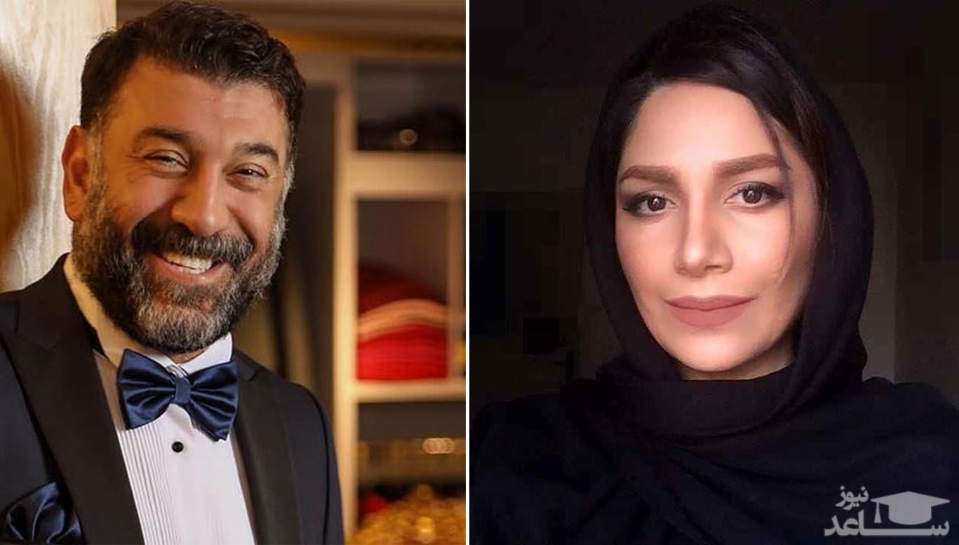 ادعای عجیب آسیه اسدزاده درباره رابطه با علی انصاریان