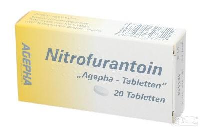 عوارض و موارد مصرف قرص نیتروفورانتوئین (Nitrofurantoin)