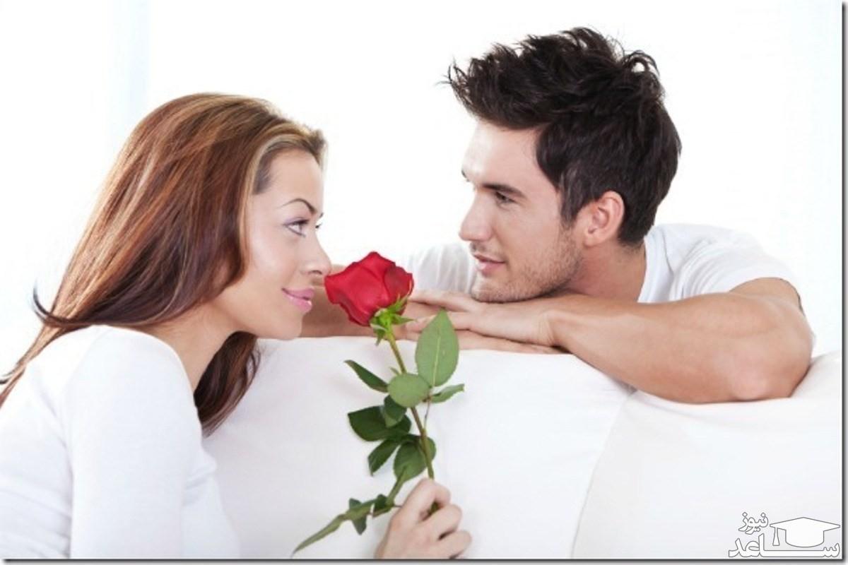 حرفهایی که مرد عاشق به همسرش میگوید