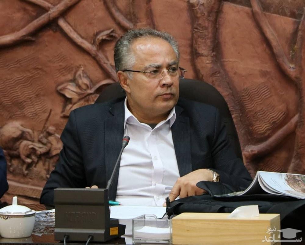 «شهرام دبیری» رئیس شورای شهر تبریز بازداشت شد
