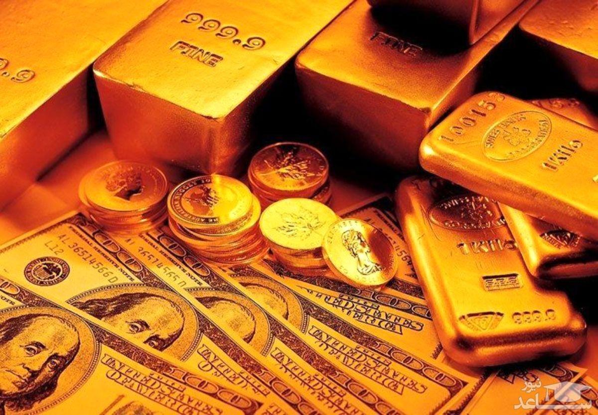 دلیل گرانی طلا اعلام شد