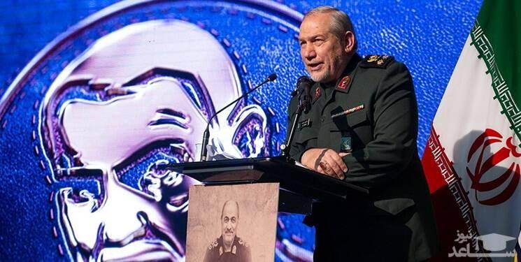 ماجرای فریادکشیدن یک فرمانده سپاه بر سر فرزند ارشد مقاممعظم رهبری